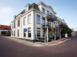 Hotel Bommeljé, pet-friendly hotel in Domburg