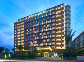 Q Hotel Haikou (Meilan Airport/Railway Transfer+Room Upgrade+Laundry)