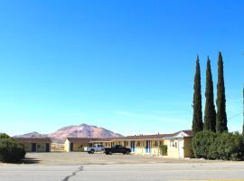 Palm Inn, hotel em Mojave