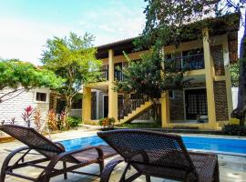 Chalés Aguaí, pet-friendly hotel in Natal