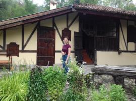 Горска къща в Елена Петроф хоф