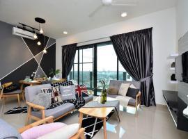 Cozy Space KL PJ MidValley@Old Klang Road 1-8pax