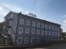 Отель на Заречной