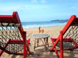 Asha Beach & Spa, hotel in Tangalle