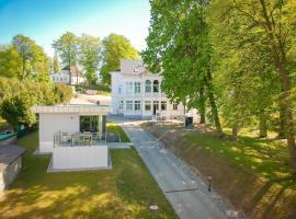 Villa Bellevue _ Gartenhaus