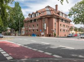 Hotel Feldmann, hotel in Münster