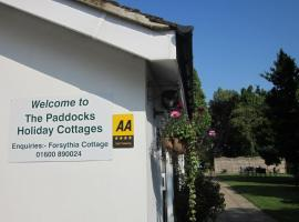 The Paddocks Cottages, vacation home in Symonds Yat