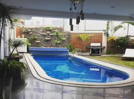 La Casa de Moni, hotel with pools in Arequipa