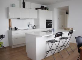 Modern Apartment in Z-house (Aarhus Ø, centre)