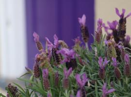 The Purple Door on Seaview