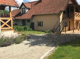 Gawramaszki - Apartamenty i Pokoje Gościnne, apartment in Węgorzewo