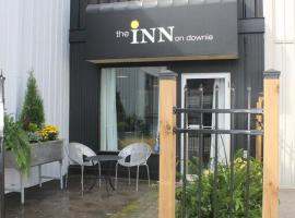 seven&nine, hotel in Stratford