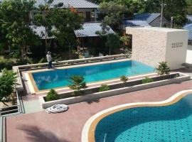 Prik Thai Resort, hotel near Jitsin Petrol Station Sairee Branch, Ko Tao