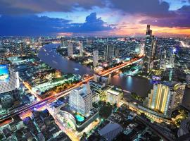Centre Point Silom – hotel w mieście Bangkok