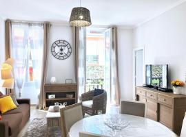 Prestige Center, hotel near Nice-Ville Train Station, Nice