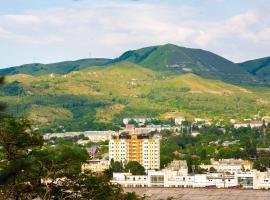 Апартаменты с видом на горы 2 комнаты