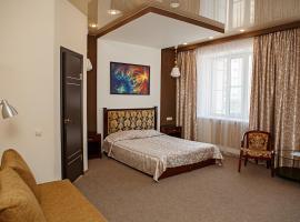 Гостиница Фрегат, отель в Иркутске