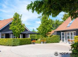 Hoeve Hofwijk, hotel near Visitor centre National Park Oosterschelde, Kamperland