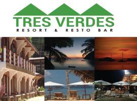 Tresverdes Beach Resort