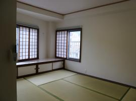 Izu 4 sea ocean reinforced con 6 tatami room with Japanese-style bathro