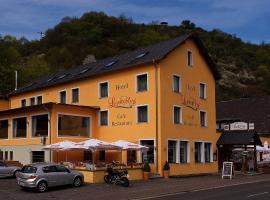 Hotel Cafe Restaurant Loreleyblick, hotel near Lorelei, Sankt Goar