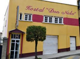 Hostal Don Nelo, hotel in La Paz