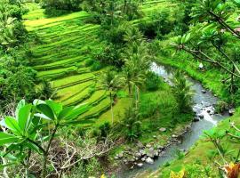 Taman Bebek Bali, resort en Ubud
