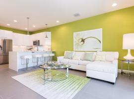 Brand new 3 bedroom suites, apartment in Orlando