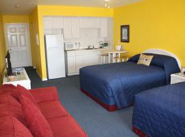 Barefoot Bay Resort Motel, hotel near Clearwater Marine Company, Clearwater Beach