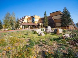 Legacy Vacation Club Steamboat Springs Hilltop, family hotel in Steamboat Springs