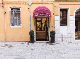 Hotel Agli Artisti, accessible hotel in Venice