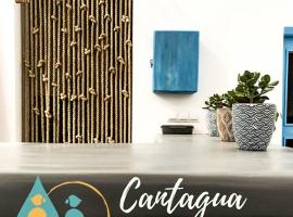 Cantagua Hostel, accessible hotel in Valencia