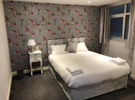 City Centre apartments, self catering accommodation in Liverpool
