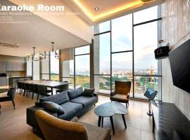 Luxury Resort Suite Kuala Lumpur@5mins to Mid Valley, Sunway