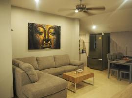 Beautiful 3 Bedroom Garden Villa