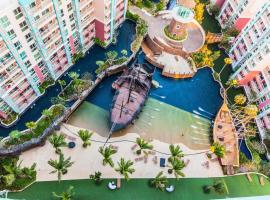 Tropical Apt. in the Heart of Pattaya City