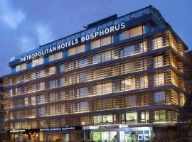 Metropolitan Hotels Bosphorus, отель в Стамбуле
