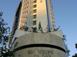 Ibis Budget Belo Horizonte Minascentro, hotel in Belo Horizonte