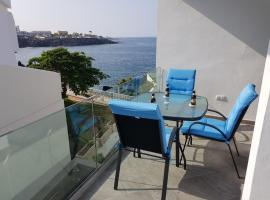 CHALET with SEA views and free Parking, hotel near Playa de la Arena, Puerto de Santiago