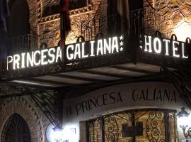 Princesa Galiana, hotel in Toledo