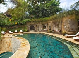 Warwick Ibah Luxury Villas & Spa, hotel near Blanco Museum, Ubud