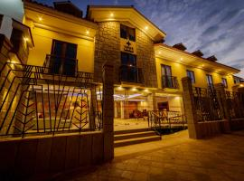 Yawar Inka Hotel, hotel with jacuzzis in Cusco
