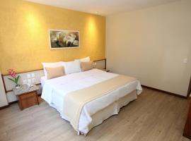 Mengo Palace Hotel, hôtel avec jacuzzi à Rio de Janeiro