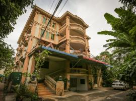 Home away from home Siem Reap