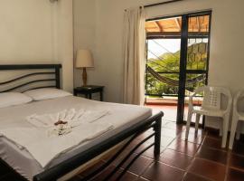 Hotel Mirador de Taganga, hotel in Taganga