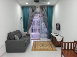Ahnaf Homestay Bandar Penawar Desaru
