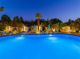 Risus Garden Resort