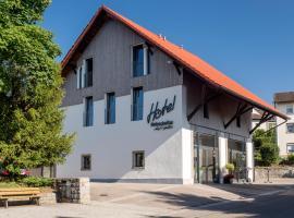 Hotel Holzscheiter, Hotel in Lottstetten