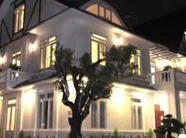 Orchid villa hotel