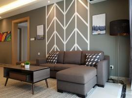 Dreamscape Inn @ R&F Princess Cove Johor- 6-7 PAX